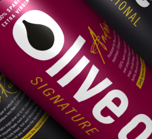 olive oil bottle design packaging